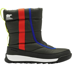 Sorel Whitney II Puffy Mid Boots Youth coal